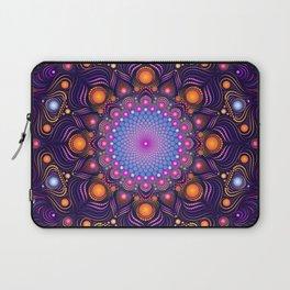 """Guardian"" Mandala painting Laptop Sleeve"