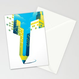 Draw The Future Stationery Cards