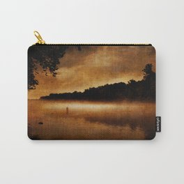The Lonely Fisherman Carry-All Pouch