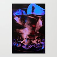 vodka Canvas Prints featuring Vodka  by Tom Roberts