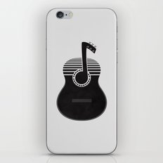 Classical Notes iPhone & iPod Skin