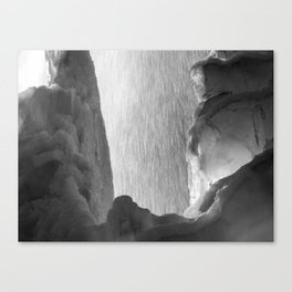 Cornet Creek Falls in Telluride, CO Canvas Print