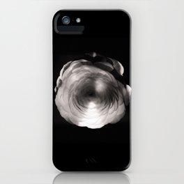 Mapplethorpe Ass Flower iPhone Case