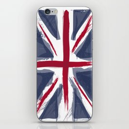 United Kingdom Flag iPhone Skin