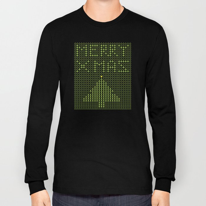 triangular wishes Long Sleeve T-shirt