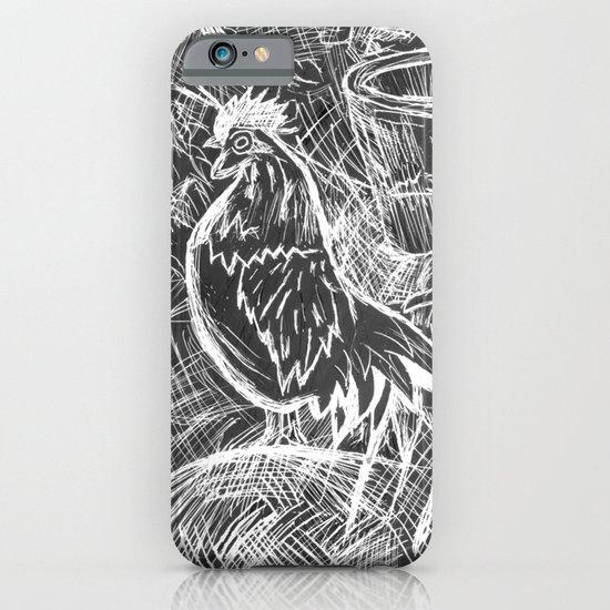 Chicken Scratch iPhone & iPod Case