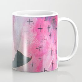 Pretty in Pink Peony Coffee Mug