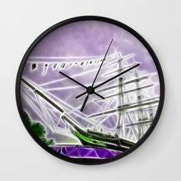 The Cutty Sark Greenwich Wall Clock