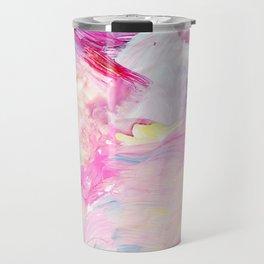 Heydey (Abstract Painting) Travel Mug