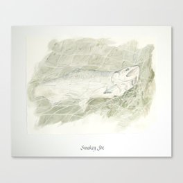 Smokey Joe Canvas Print