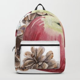 Winter Composition Backpack