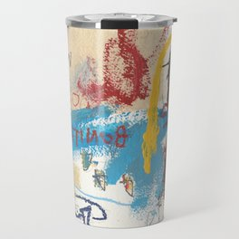 wave boyz Travel Mug