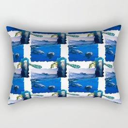 Kodak sea Rectangular Pillow