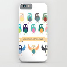 A Parliament of Owls iPhone 6s Slim Case