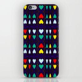 Heart Hugs iPhone Skin