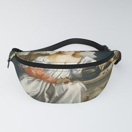 "Titian (Tiziano Vecelli) ""Sacred and Profane Love"" (1), 1515-1516 Fanny Pack"