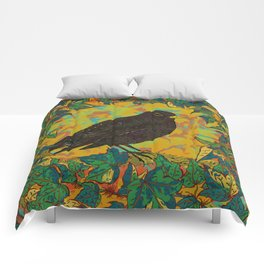 Blackbird and Ivy Comforters