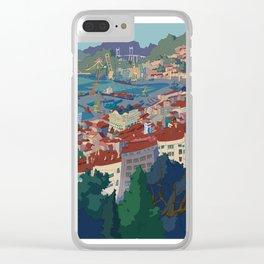 Vigo Clear iPhone Case