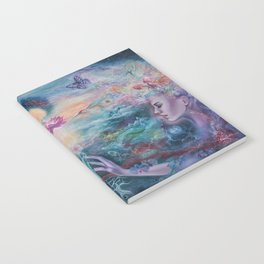 Divine Sacred Union Notebook