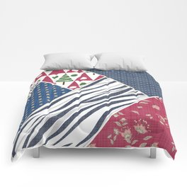 Abstract pattern .Textile patchwork patchwork . Comforters
