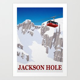 Jackson Hole Kunstdrucke