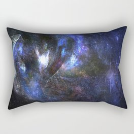 Galaxy abstract Rectangular Pillow