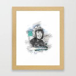 Lee Breedlove Framed Art Print