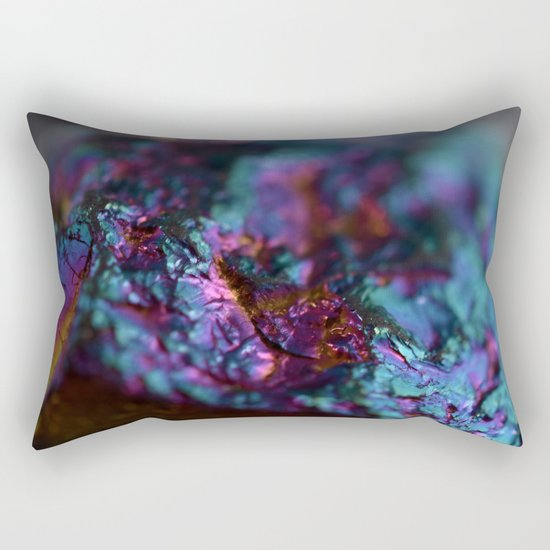 Titanium Quartz Rectangular Pillow