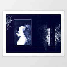 all my faith lost ... - The Hours  Art Print