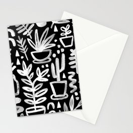 Plant Party Stationery Cards