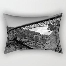 Deception Pass Rectangular Pillow