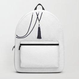 Black Pearls Backpack