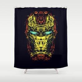 iron Shower Curtain