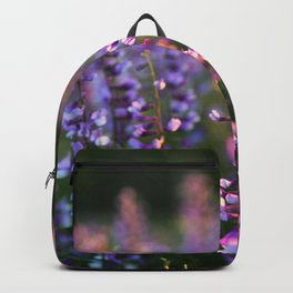 Spring Photography - Verbenas Backpack