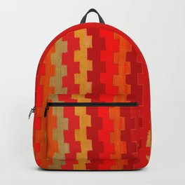 Navajo Rust Backpack