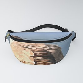 Artistic Ring Necked Dove Fanny Pack