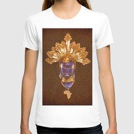 Golden Africa T-shirt