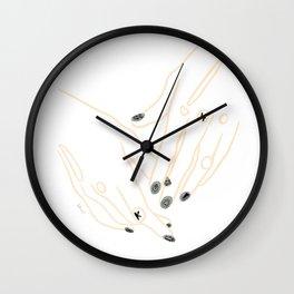 Homage to Keith Wall Clock