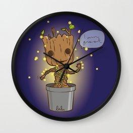Groot Wall Clock
