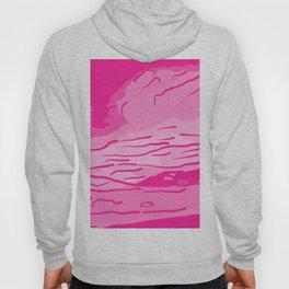 abstract style aurora borealis absmag Hoody