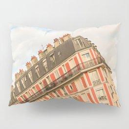 Montmartre Building - Paris Pillow Sham