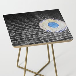 Safety First Side Table