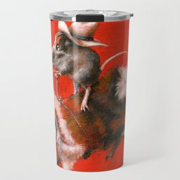Rodent Rodeo Travel Mug