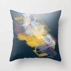 Hypership Fortuna Throw Pillow