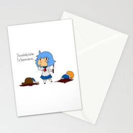 Bad Time for Noticing Stationery Cards