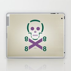 HELLvetica Laptop & iPad Skin