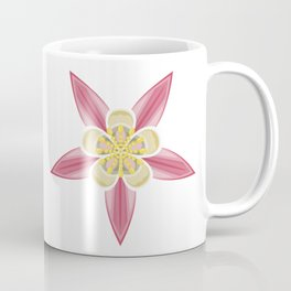 Wild Columbine Coffee Mug