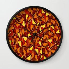Geo Design Wall Clock