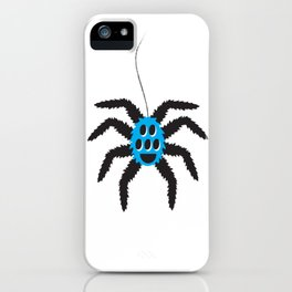 Itsy Bitsy Spider Pauline iPhone Case