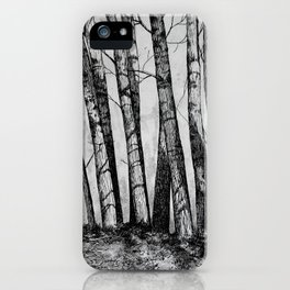 The Row  iPhone Case